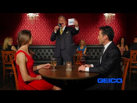 UFC Announcer Bruce Buffer - GEICO – It's What You Do