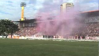 Granadictos - Carabobo Fútbol Club vs Deportivo Tachira