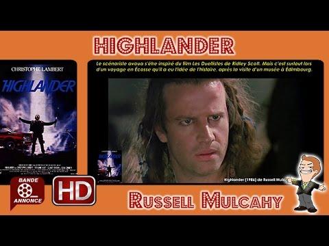 Highlander de Russell Mulcahy (1986) #MrCinema 150