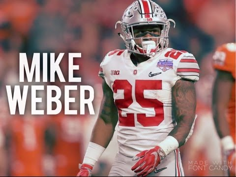 Mike Weber || Ohio State Highlight Mix