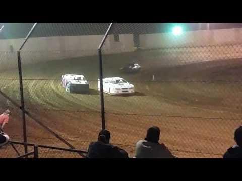 Superstock practice thunder raceway 5-20