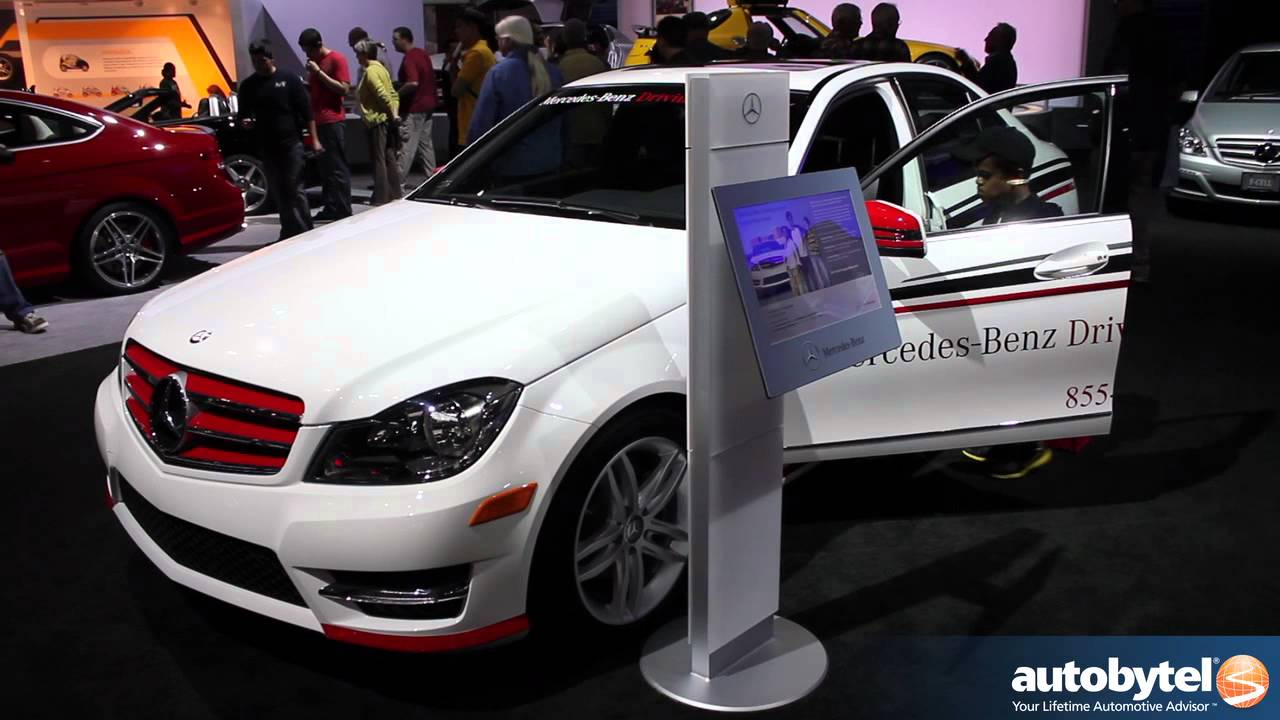 Marvelous Mercedes Benz Driving Academy Teen Driving School @ 2012 LA Auto Show    YouTube