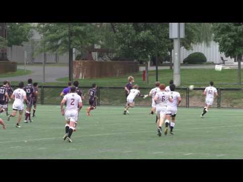 UPenn Men's Rugby vs. Harvard University (10/1) Part 4