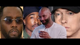 Diddy Will NOT Be Handling Eminem as Joe Budden Said over MGK DISS Mention, GREAT Story for RATINGS