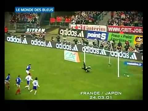 ZIDANE   All Goals France