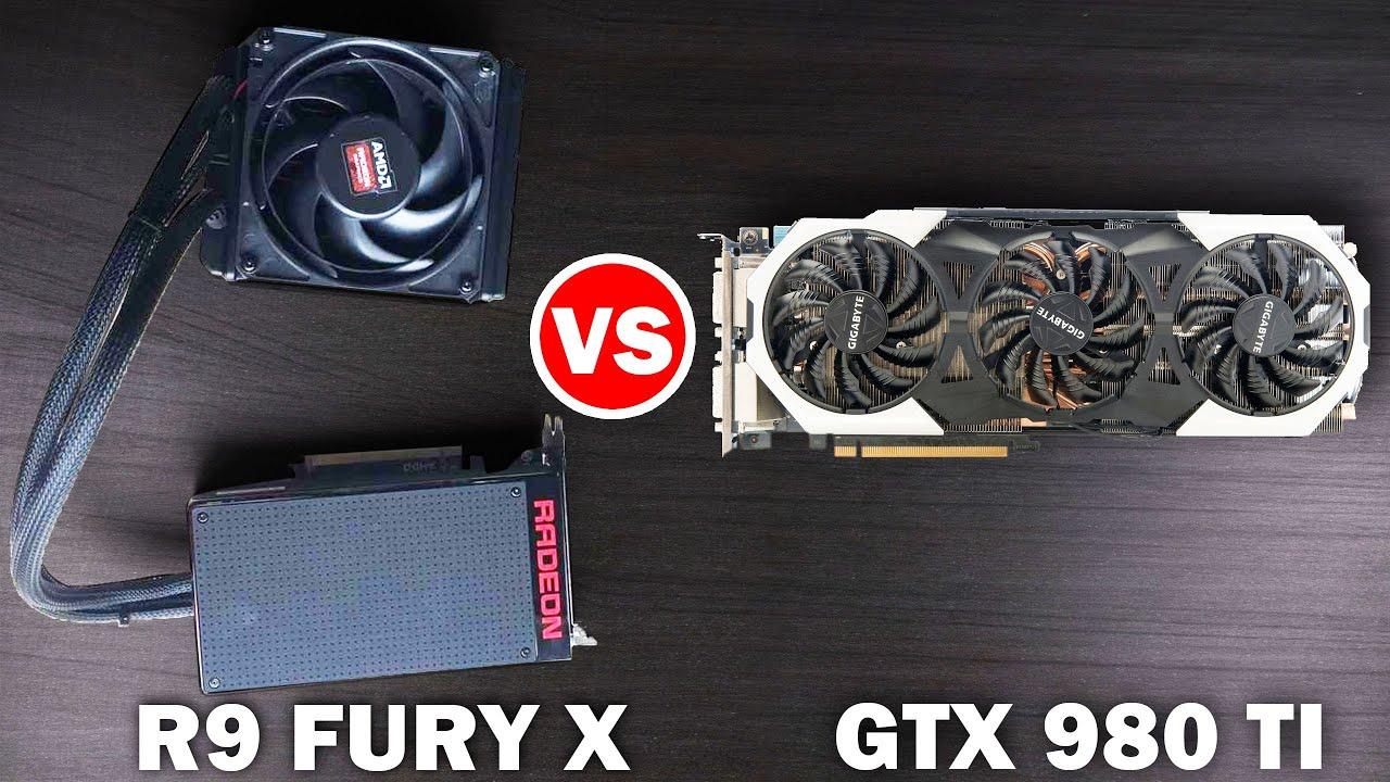 Fury x vs 980ti