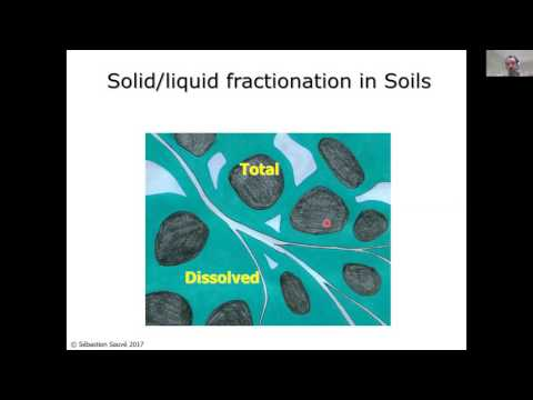 Lecture 1 Bioavailability of Metals in Contaminated Soils (Sauve/Montreal)