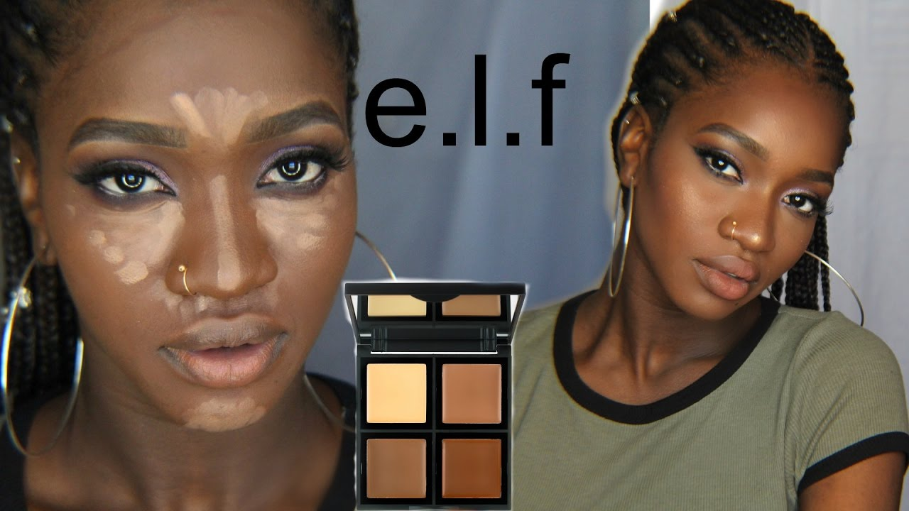 Elf contour palette review tutorial first impression youtube elf contour palette review tutorial first impression ccuart Choice Image