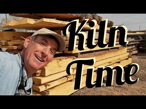 Colorado Post Art Project - Kiln Time