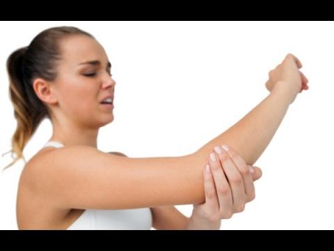 Болит рука при сгибании