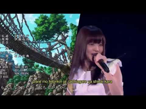 Nanatsu No Taizai OP1 Season 1 - Netsujo No Spectrum + Lyrics + Live