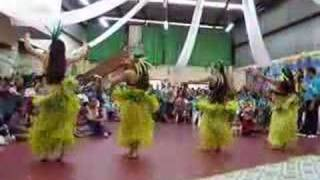 NZ Drums Of The Pacific - Dancers