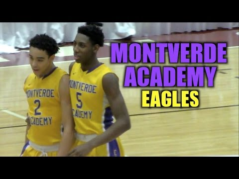 R.J. Barrett & Andrew Nembhard SHINE at HoopHall! Montverde Academy vs Bishop Montgomery