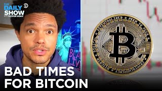 Bitcoin Is Tanking, Trump Trashes Crypto & The FBI Breaks the Code   The Daily Show