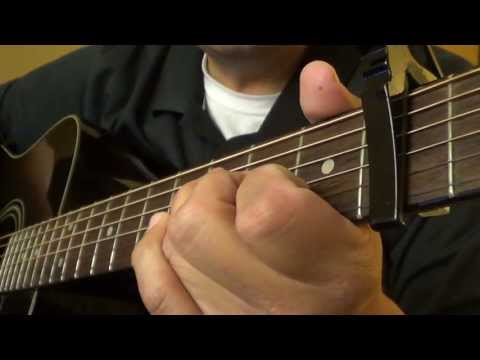 Kenny Chesney - Come Over (Chords Tutorial)