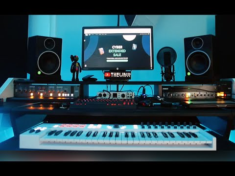 EPIC HOME RECORDING STUDIO SETUP FOR 2021