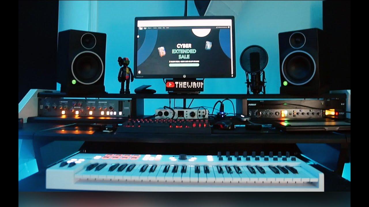 EPIC HOME RECORDING STUDIO SETUP FOR 20