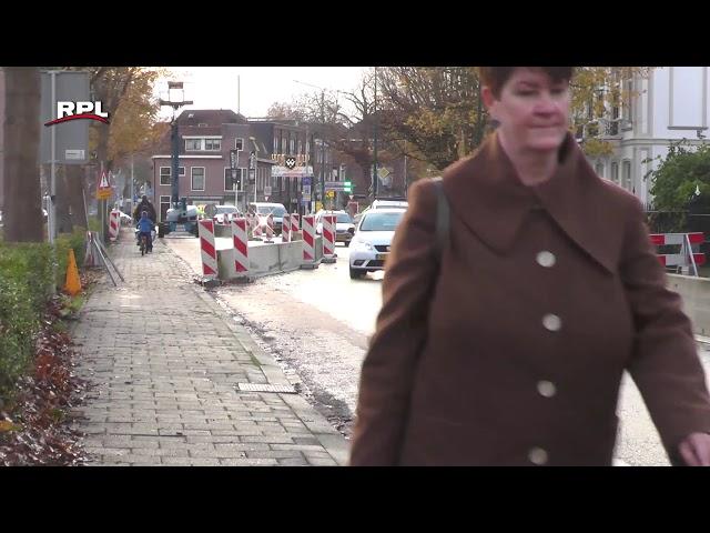 Veel commotie in Woerden over de ontstane verkeerssituatie