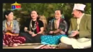 Bhanchan buda paka le nepali purbeli lok geet