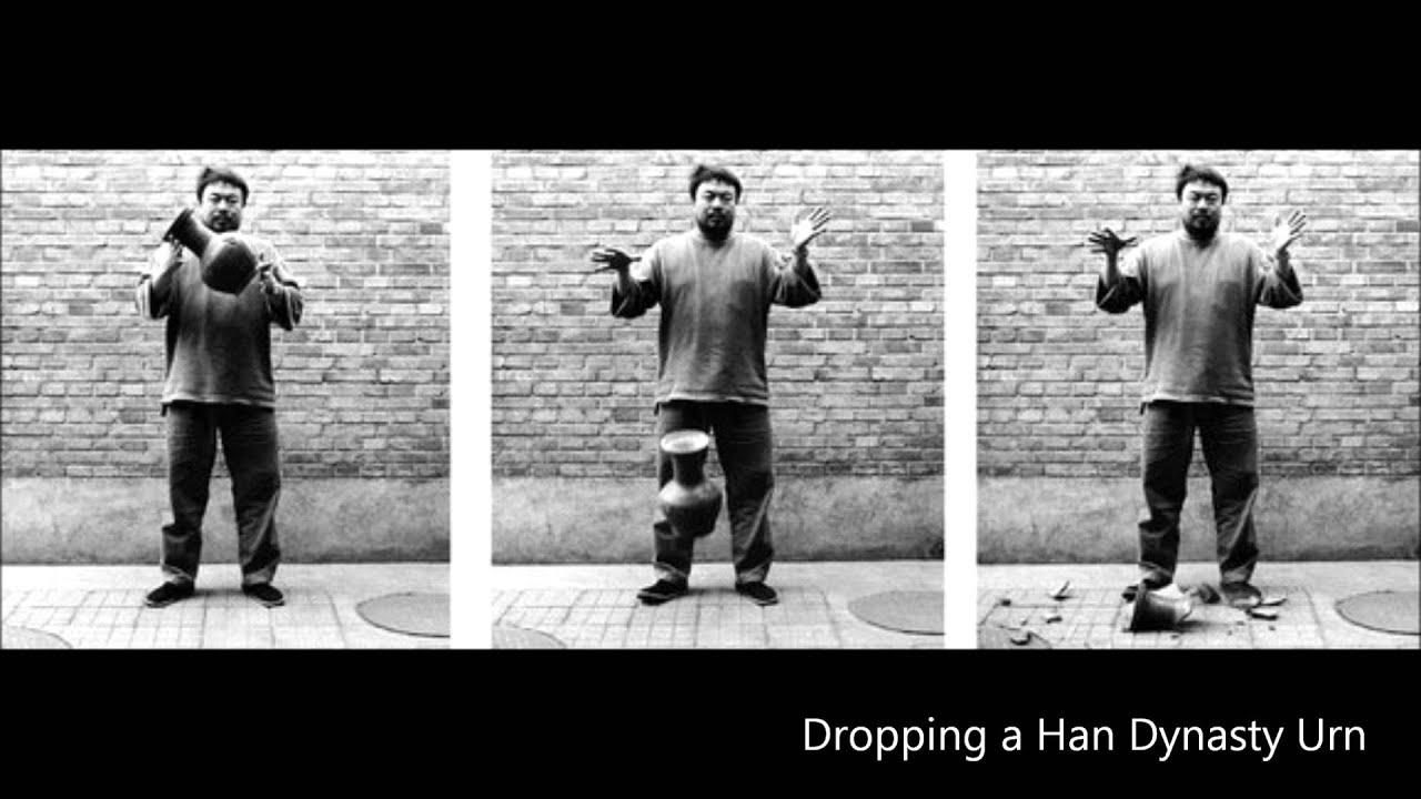 Ai weiwei appropriation art youtube ai weiwei appropriation art floridaeventfo Image collections
