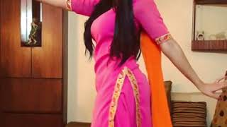 Sandli Sandli Naina Vich Tera Naam Ve Mundya/ Ankita Sharma Dance On Laung Lauchi Punjabi Song2018 !