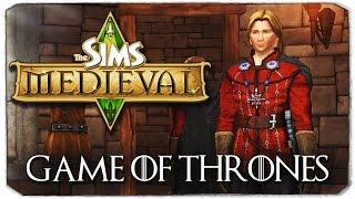 the Sims Medieval: МОНСТРЫ В СИМСАХ?!