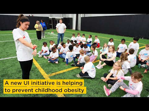 UI is preventing childhood obesity with Healthy LifeStars program on YouTube