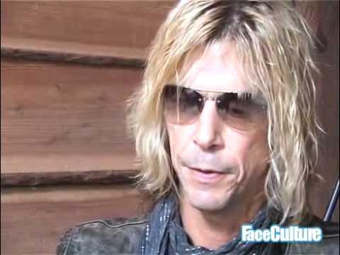 Velvet Revolver interview - Duff McKagan (part 1)
