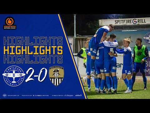 Eastleigh Notts County Goals And Highlights