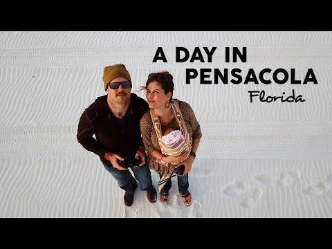 A Day In PENSACOLA FLORIDA