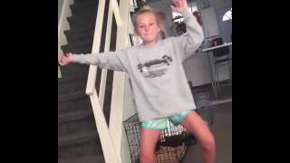 """11 Year old does """" JuJu on that beat """""""