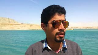 Amr  elkashef  sends a message to the president and the people of the heart of the new Suez Canal