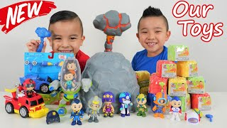 OUR NEW TOY LINE Full Reveal CKN Toys