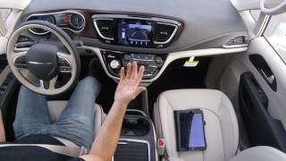 2017 Chrysler Pacifica driving review