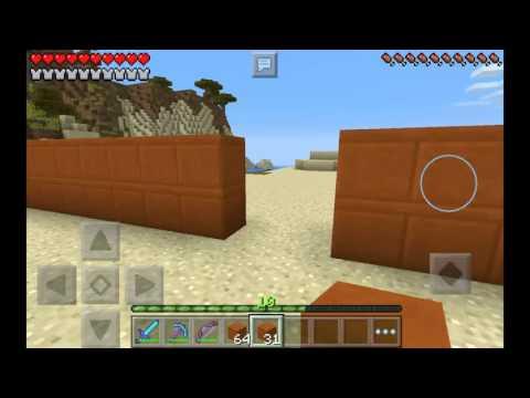 Minecraft bouwen 1 een kasteel doovi for Vloerplan maken