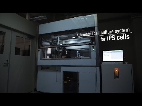 IPS Cells Automated Culture System