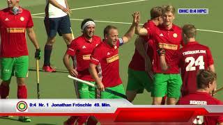 1. Feldhockey-Bundesliga Herren DHC vs HPC 02.09.2018 Highlights