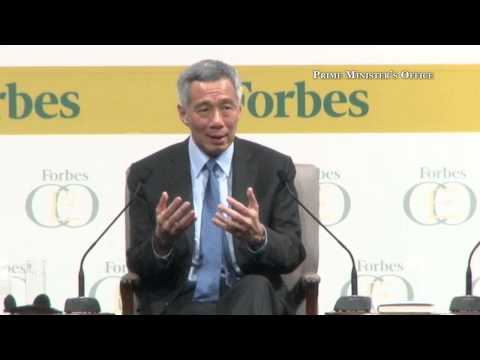 On having a single currency for Asia (Forbes Global CEO Conference)