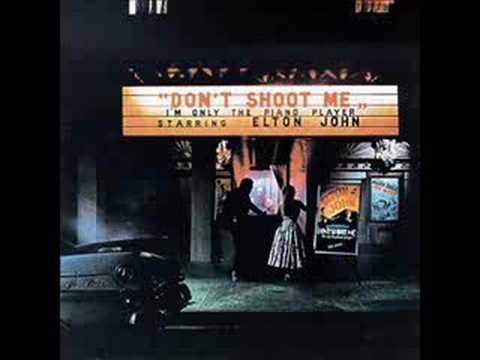 ELTON JOHN LYRICS - Goodbye Yellow Brick Road