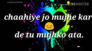 Jiti rahe saltanat teri jiti rahe ashiqi teri for whatsapp status videos
