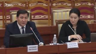 Салянова менен Жолдубаеванын кайым айтышы