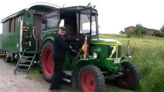Deutz Traktor - Ein Ostfriese auf Rügen - Klementelvitz