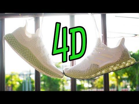 quality design 6e524 da064 FAKE ADIDAS ALPHAEDGE 4D FUTURECRAFT (REAL vs FAKE)