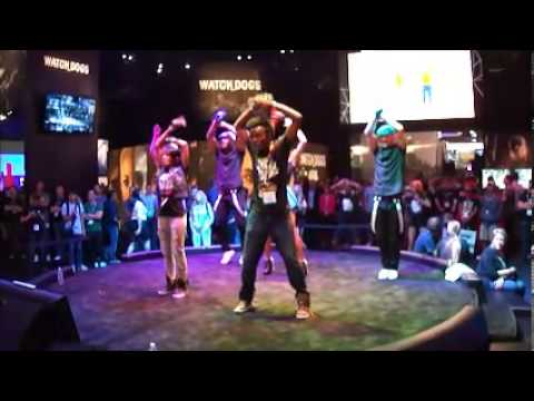 """E3 2013 convention! """"Candy"""" Just Dance 2014"""