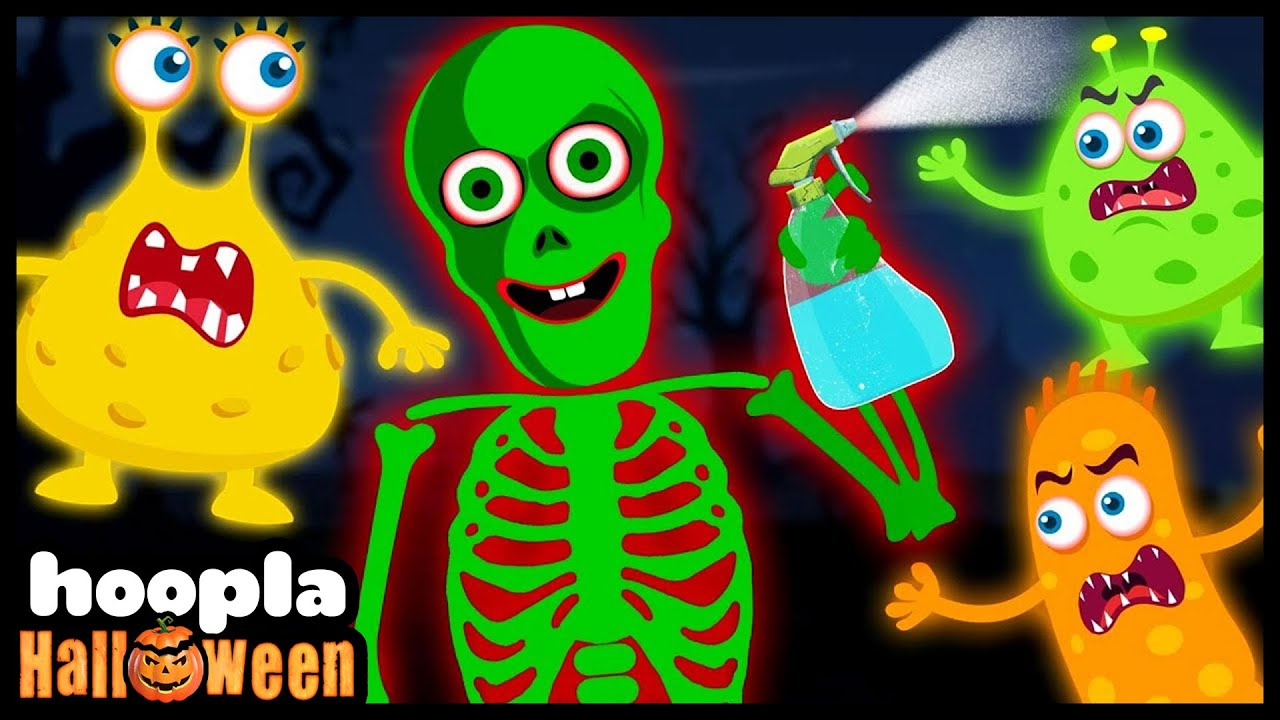 This Is The Way | Funny Skeleton Dance Song | Hoopla Halloween