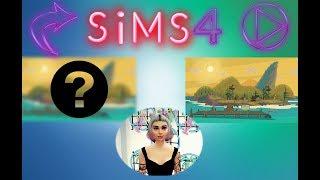"""Sims 4/ Обзор лагеря """"остров отчаянных героев"""""""
