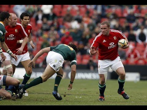 Phil Vickery's Memories of the 2009 Tour | British & Irish Lions