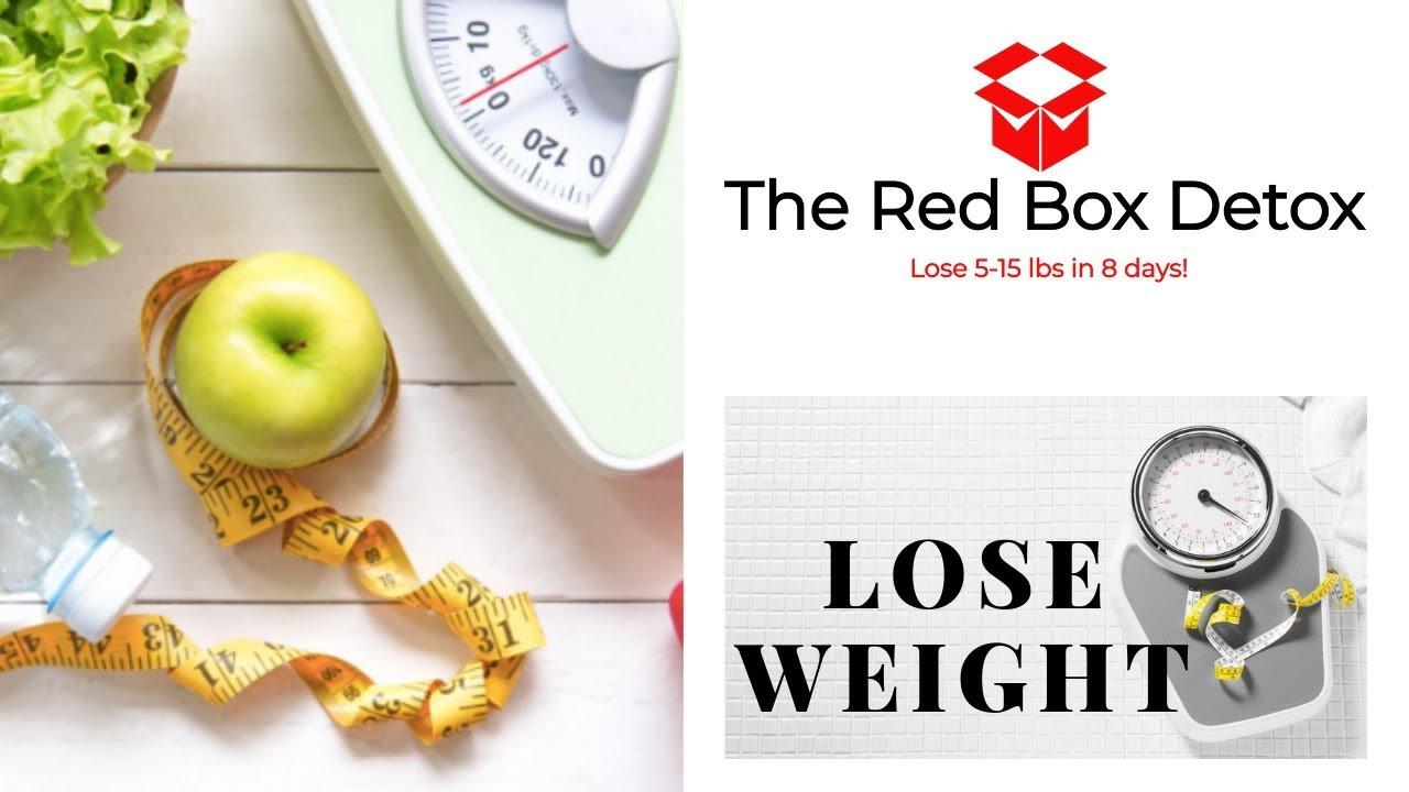 The Red Box Detox - Xyngular
