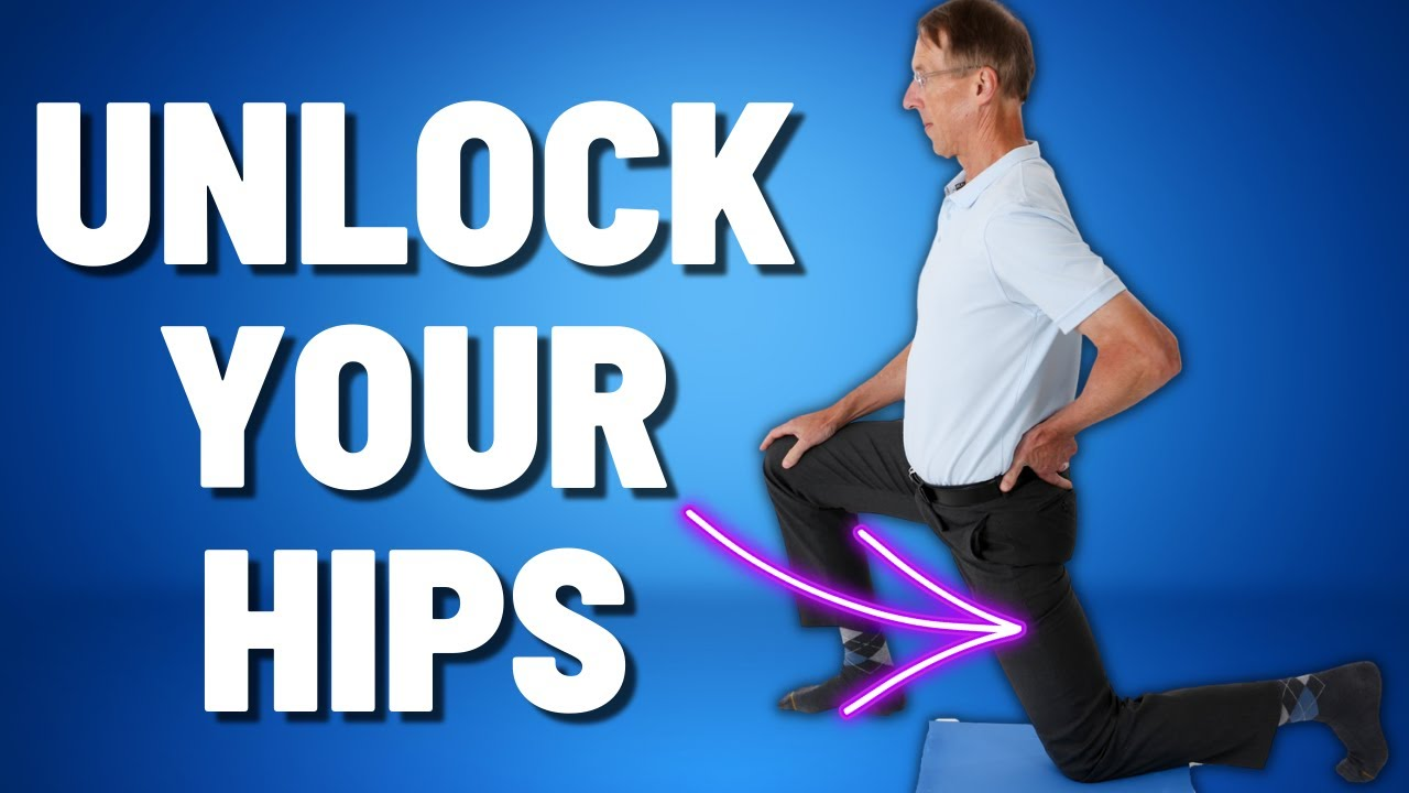 How To Release Tight Hips