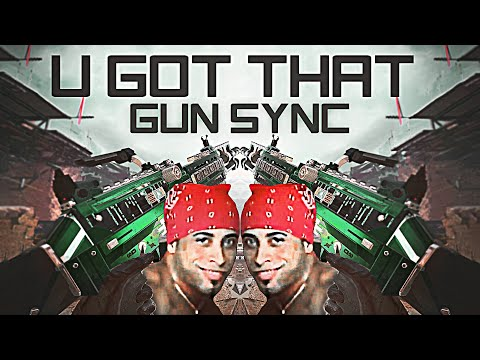 Apex Legends - Gun Sync | U Got That Ft. Ricardo Milos